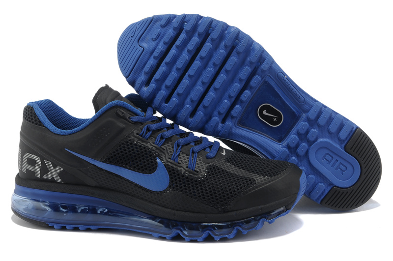 Giày Nike Air Max 2013 Blue Black - 2.937.000 đ